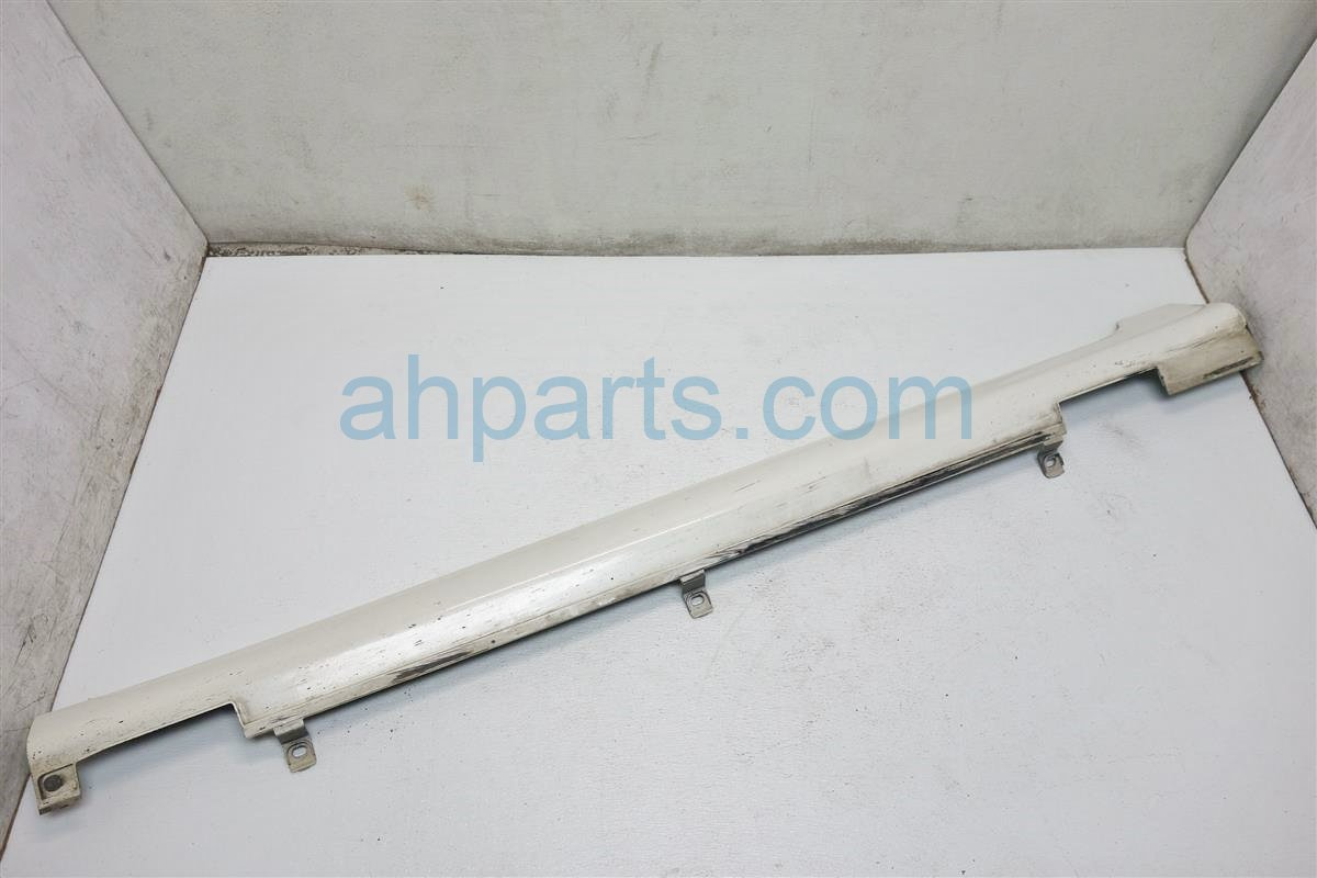 2006 Acura RL Trim Driver SIDE SKIRT ROCKER MOLDING WHITE 71850 SJA A01ZD 71850SJAA01ZD Replacement