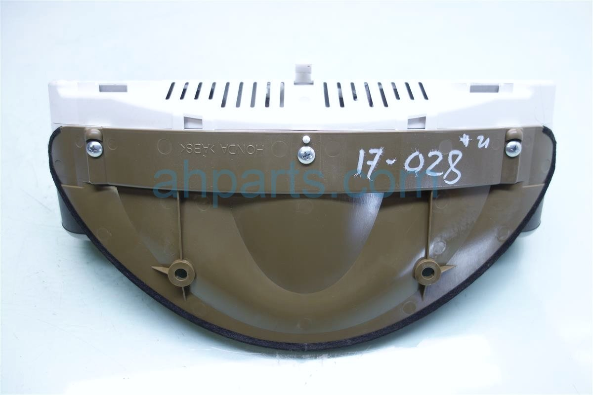 2006 Acura RL Gauge SPEEDOMETER INSTRUMENT CLUSTER Replacement
