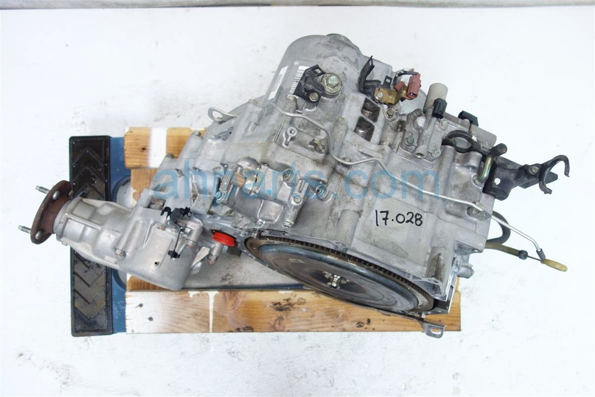 2006 Acura RL AT TRANSMISSION Replacement