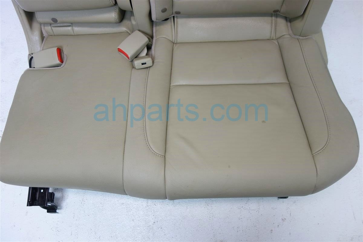 2014 Acura MDX Rear back 2nd row 2ND ROW Driver SEAT TAN LEATHER 81721 TZ5 A21ZA 81721TZ5A21ZA Replacement