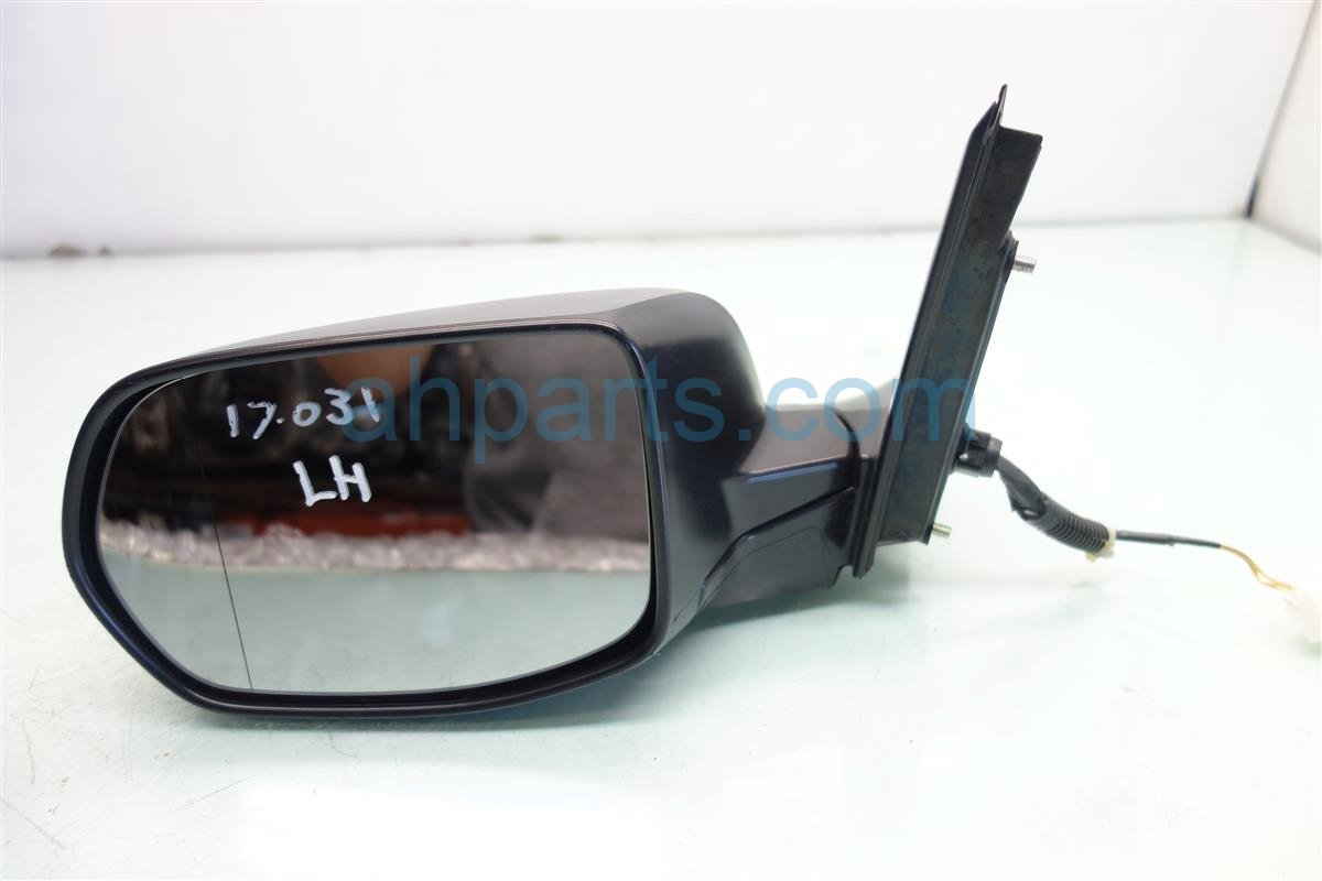 2016 Honda CR V Driver SIDE REAR VIEW MIRROR 76250 T0A A02 76250T0AA02 Replacement