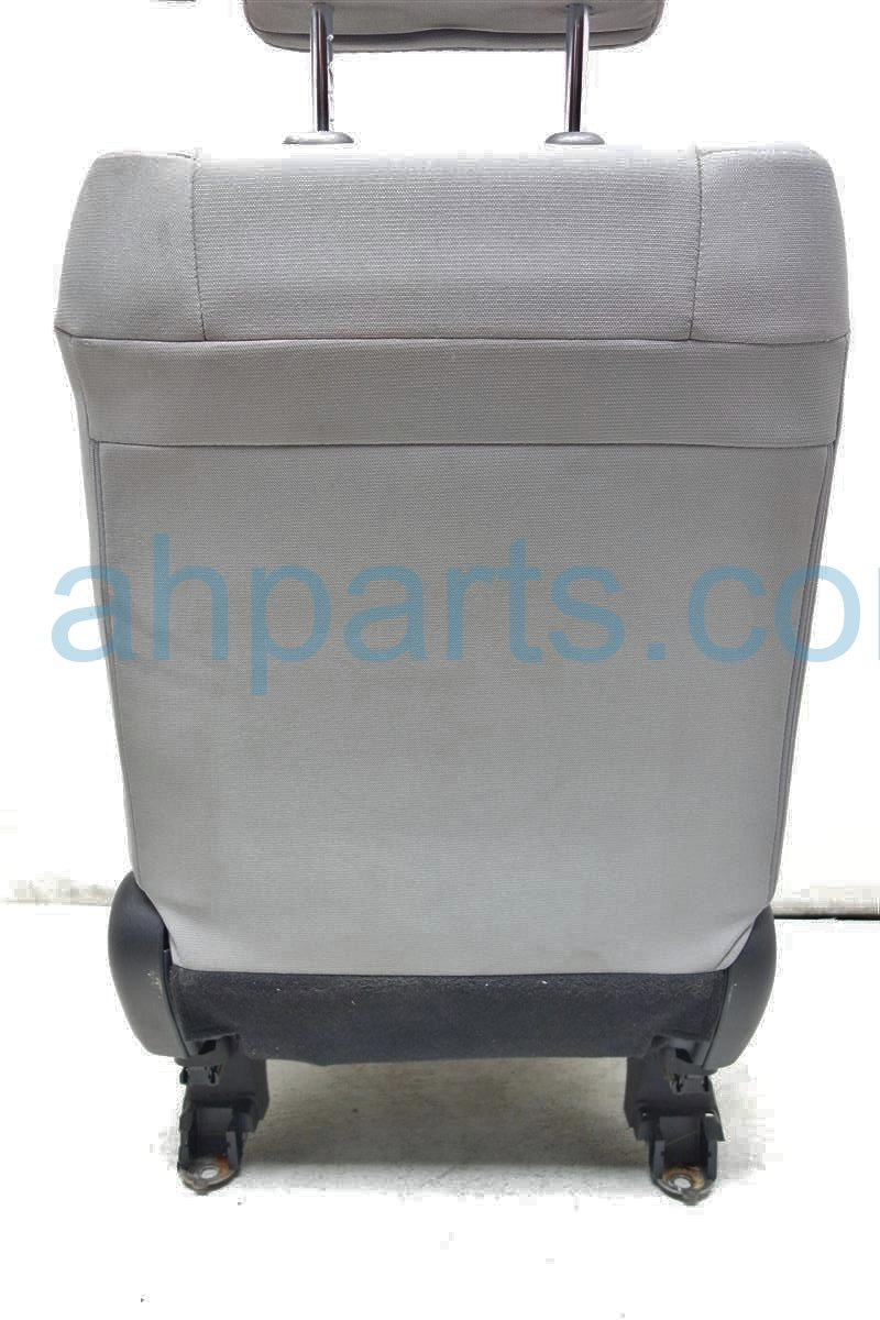 2016 Honda CR V Front driver SEAT GRAY CLOTH NO AIRBAG 81521 T0K A02ZA 81521T0KA02ZA Replacement