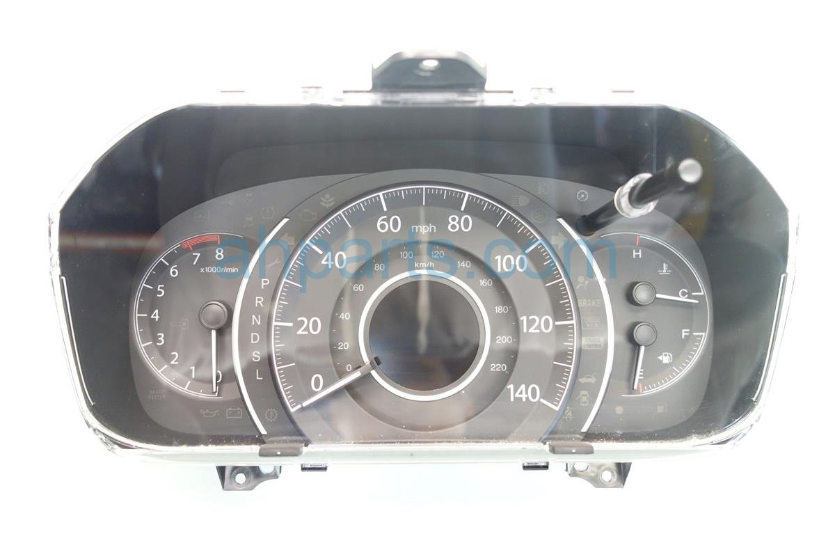 2016 Honda CR V Gauge SPEEDOMETER INSTRUMENT CLUSTER 78100 T1X A01 78100T1XA01 Replacement