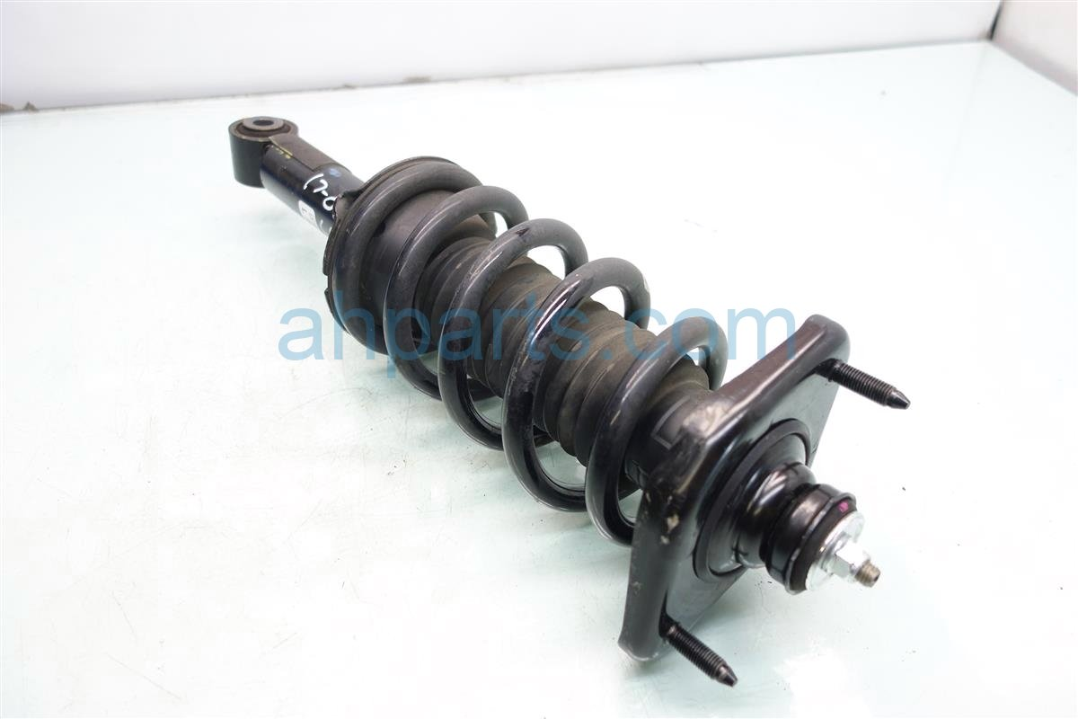 2016 Honda CR V Rear driver STRUT SHOCK SPRING Replacement