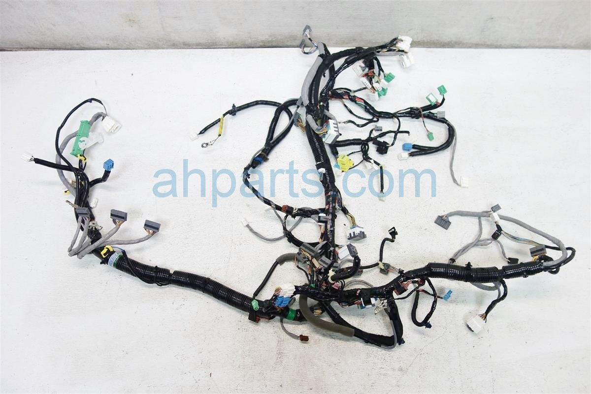... 2014 Acura MDX Instrument Dash Wiring Harness 32117 TZ5 A00 Replacement  ...