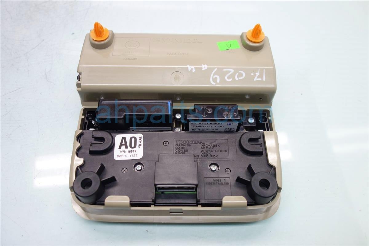 2014 Acura MDX MAP LIGHT TAN 83250 TX4 A01ZA 83250TX4A01ZA Replacement