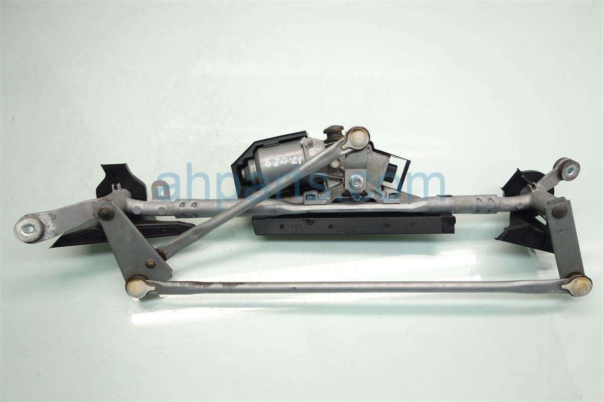 2014 Acura MDX Front arms WINDSHIELD WIPER MOTOR 76505 TZ5 A01 76505TZ5A01 Replacement