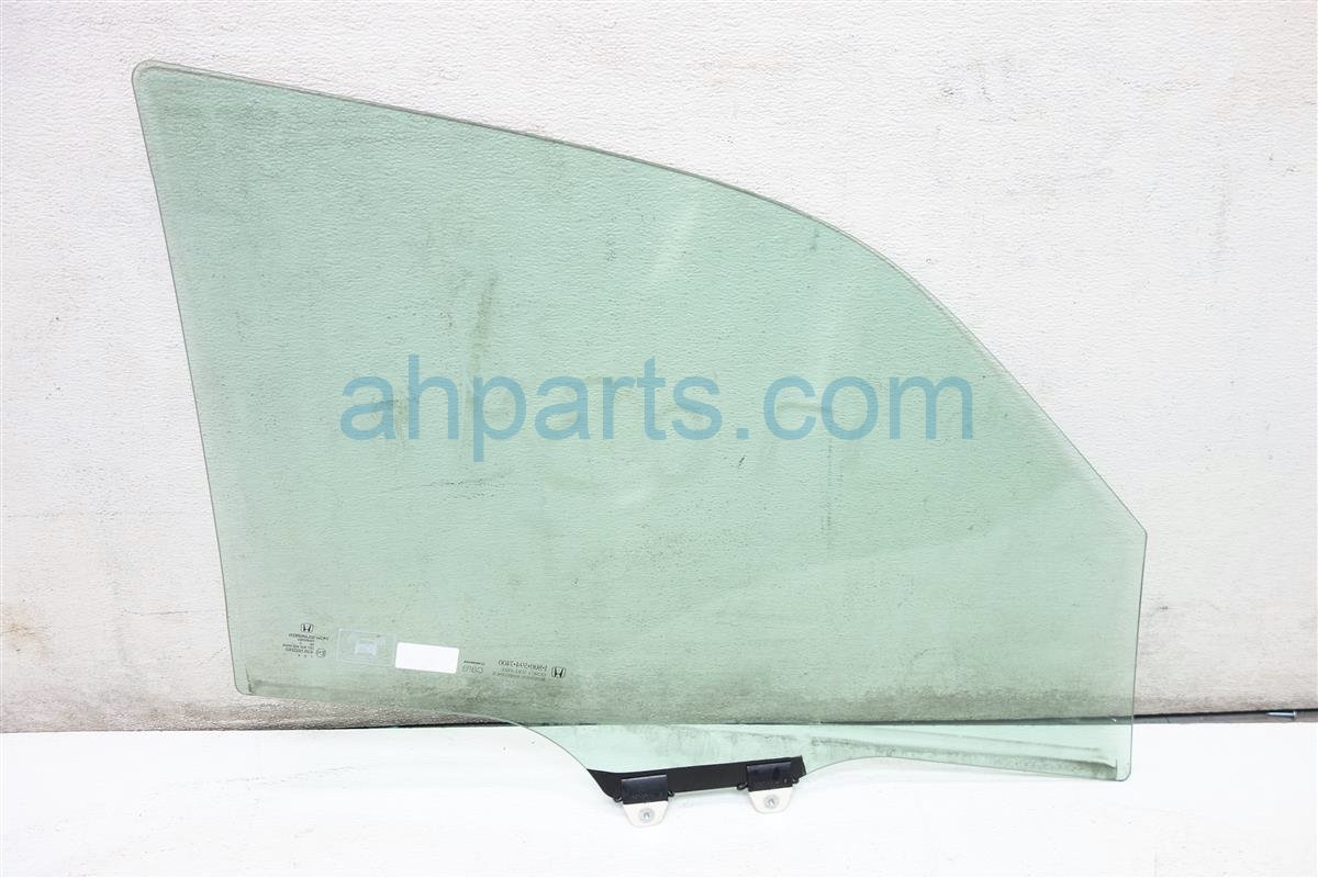 2012 Honda Pilot Front driver DOOR GLASS WINDOW Replacement