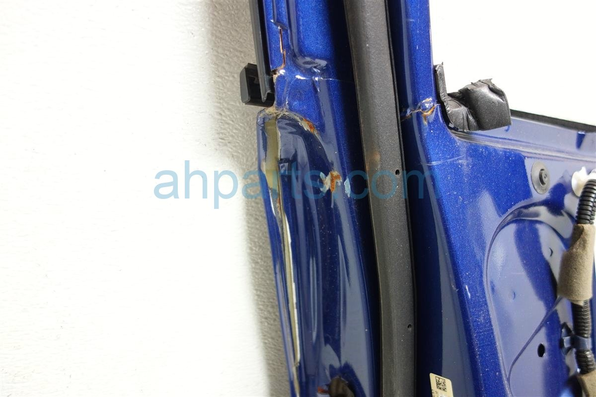 2016 Acura ILX Front driver DOOR BLUE 32751 TV9 A10 32751TV9A10 Replacement