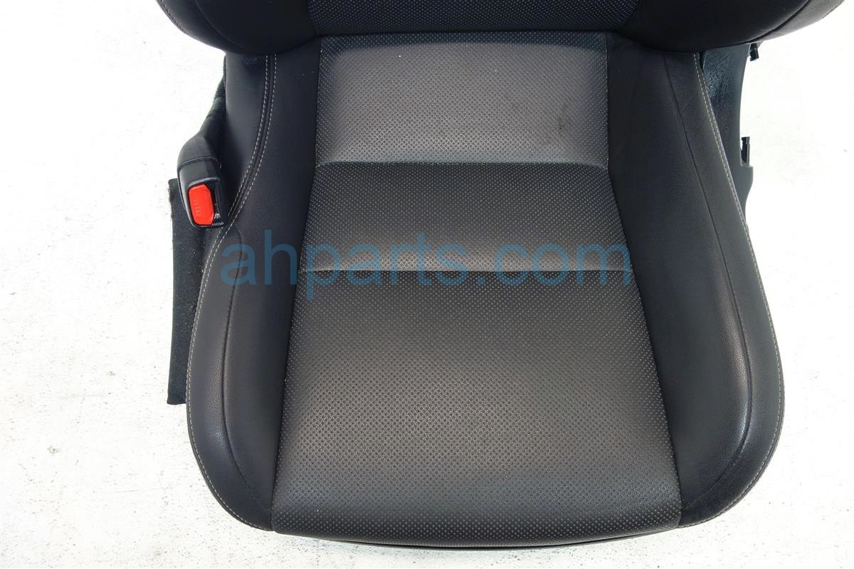 2015 Lexus Is 250 Front driver SEAT BLACK LEATHER 71074 53D61 C6 7107453D61C6 Replacement