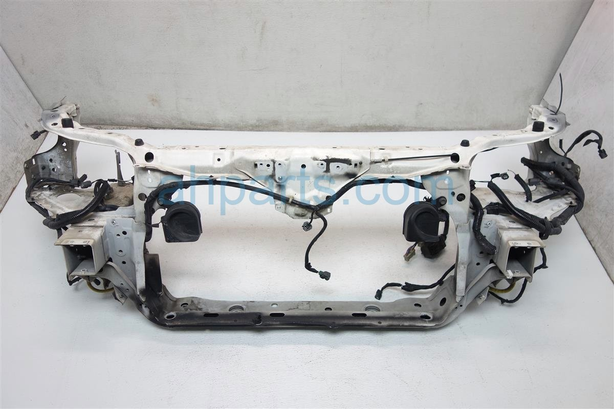 2006 Acura TSX Core RADIATOR SUPPORT BULKHEAD WHITE 60400 SEC A00ZZ 60400SECA00ZZ Replacement