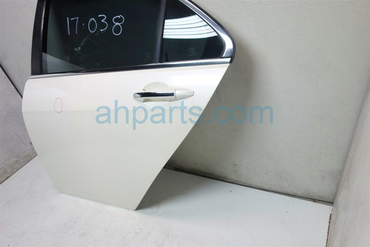 2006 Acura TSX Rear driver DOOR SHELL ONLY Replacement