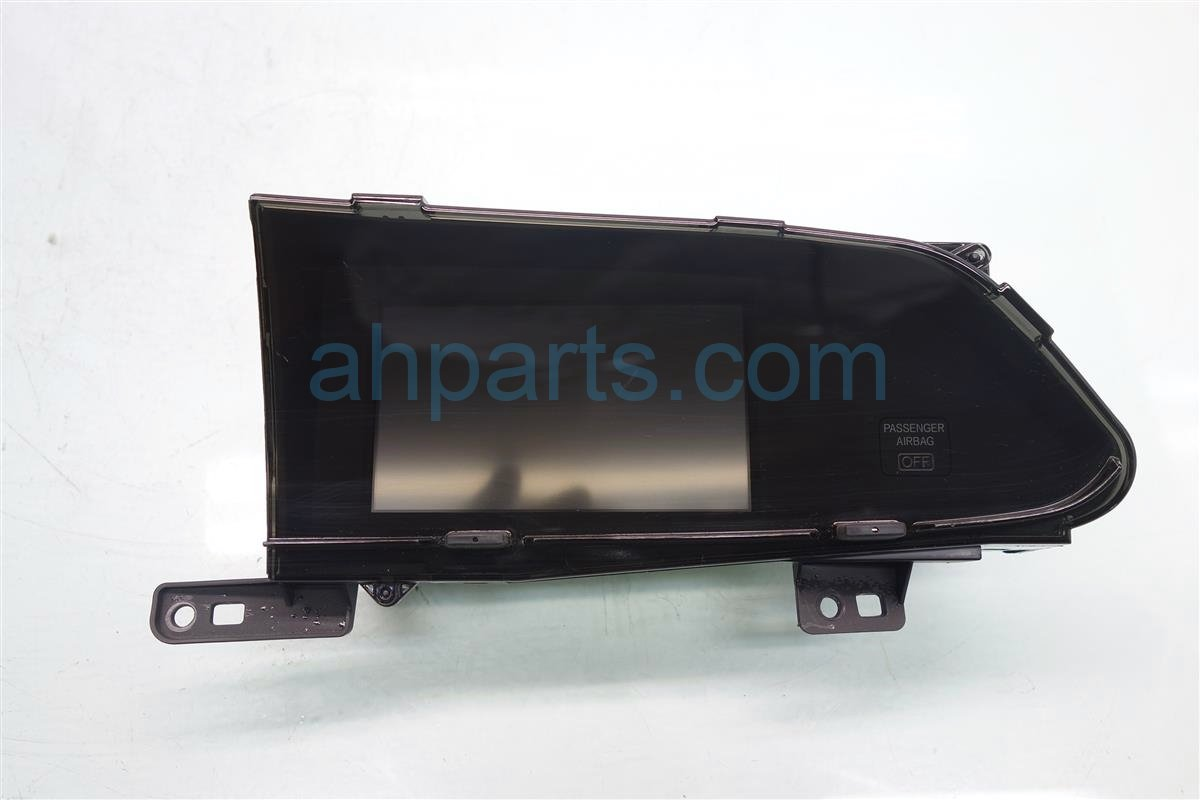 2012 Honda Civic UPPER DISPLAY SCREEN Replacement