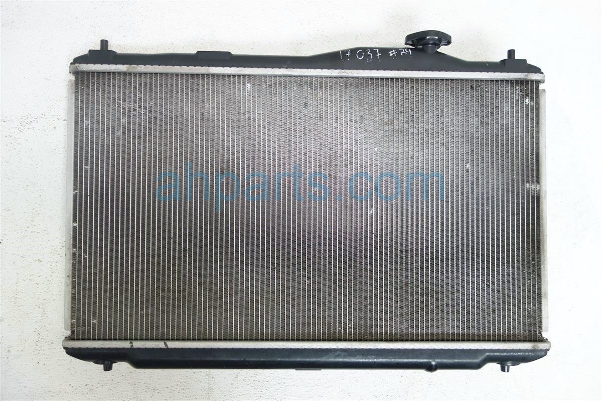 2012 Honda Civic RADIATOR Replacement