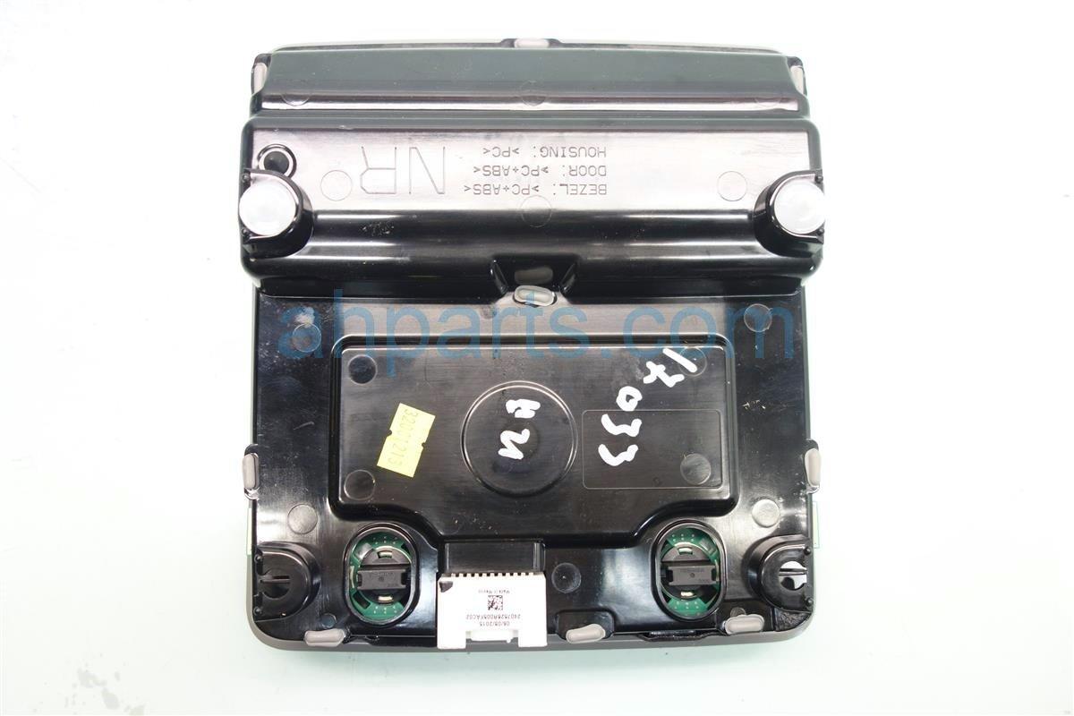 2015 Toyota Highlander MAP LIGHT GRAY 63650 0E120 B0 636500E120B0 Replacement