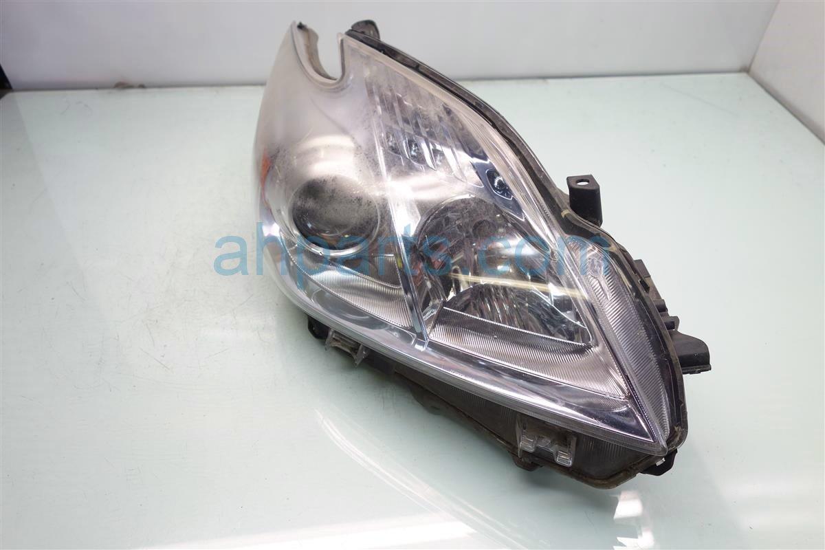 2010 Toyota Prius Headlight Passenger HEAD LIGHT LAMP NEEDS BUFF 81130 47211 8113047211 Replacement