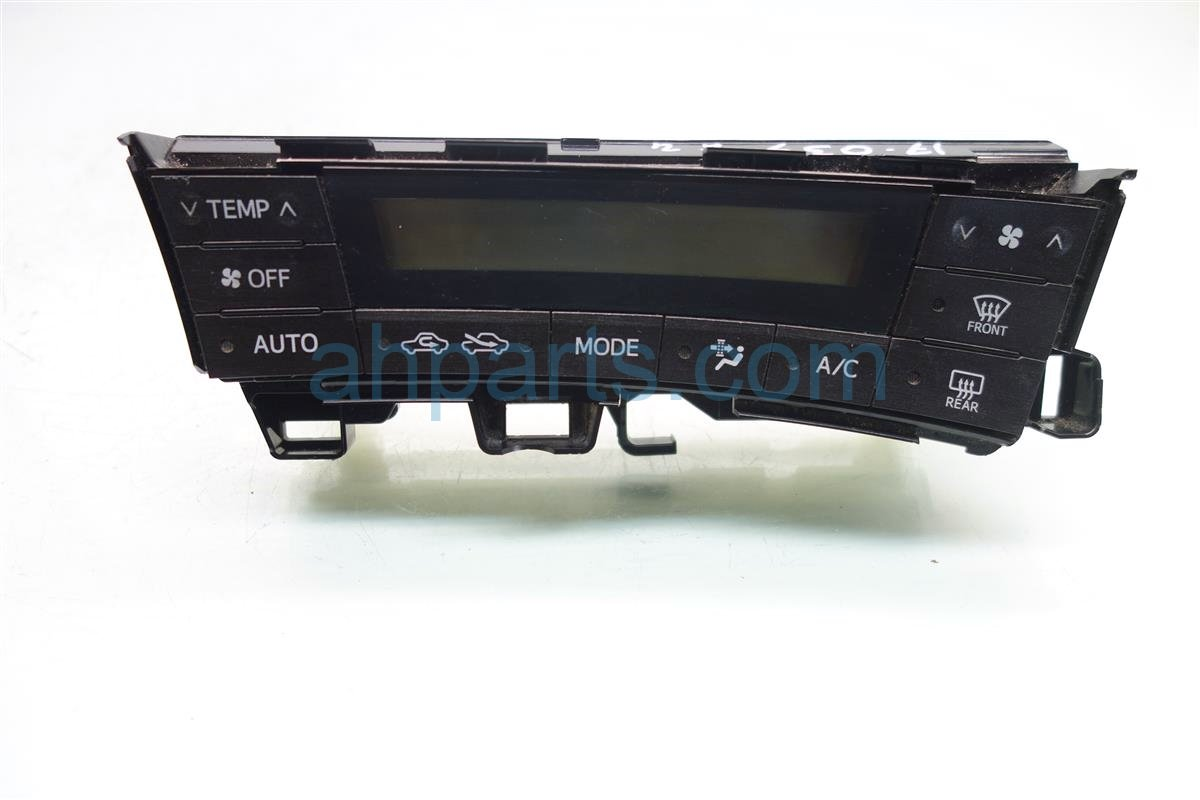2010 Toyota Prius Temperature Climate HEATER AC CONTROL ON DASH 55900 47020 5590047020 Replacement