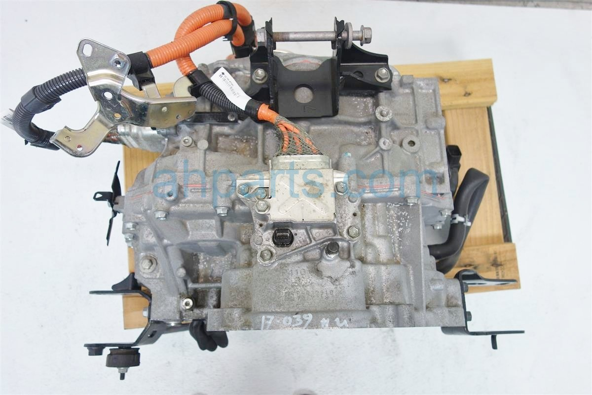 2010 Toyota Prius AT TRANSMISSION MILES 99K WRNTY 6M Replacement