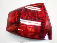 2010 Acura MDX Rear Driver TAIL LAMP LIGHT ON BODY Replacement