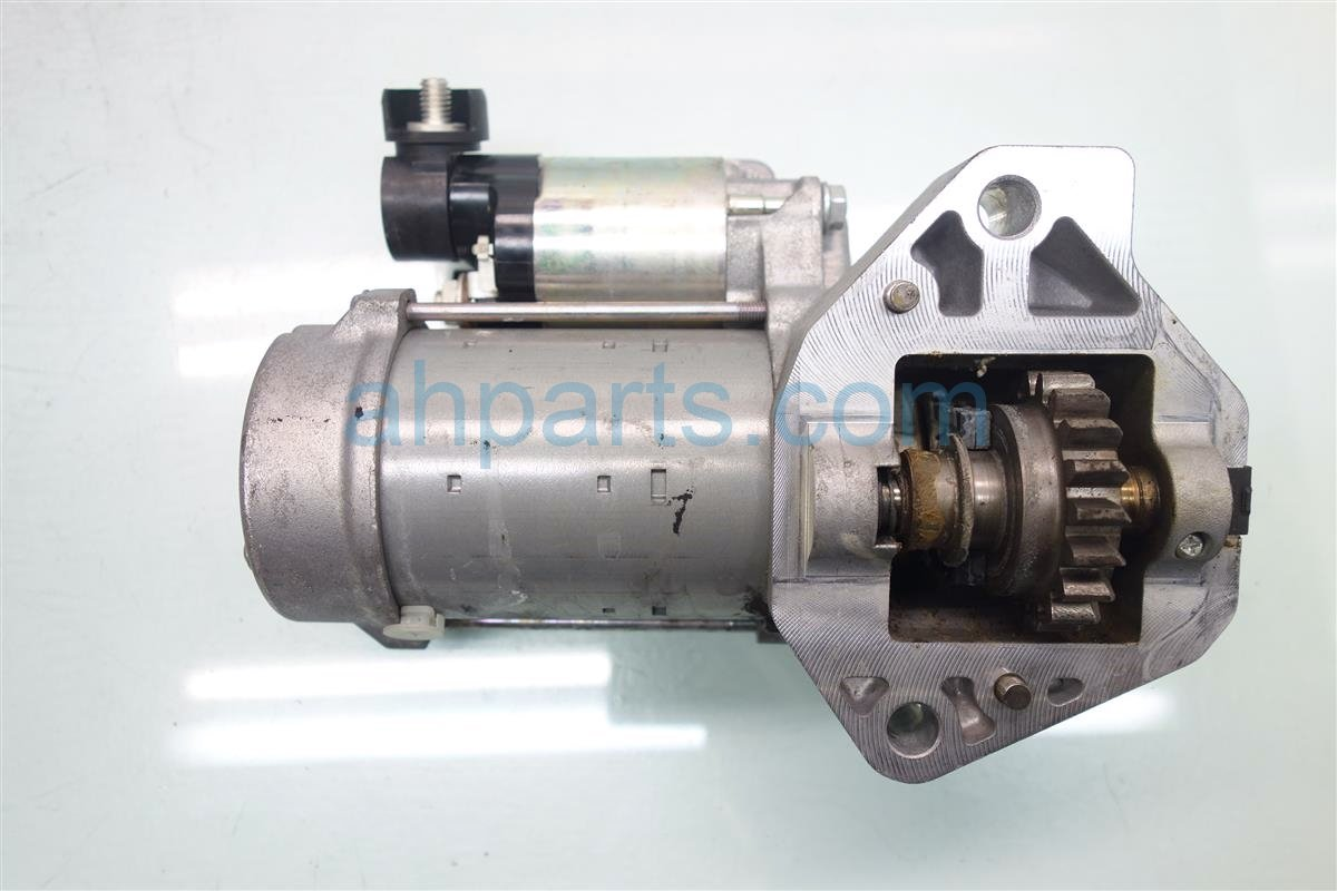 2010 Acura MDX STARTER MOTOR Replacement