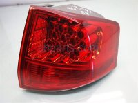 2009 Acura MDX Rear Passenger TAIL LAMP LIGHT ON BODY Replacement