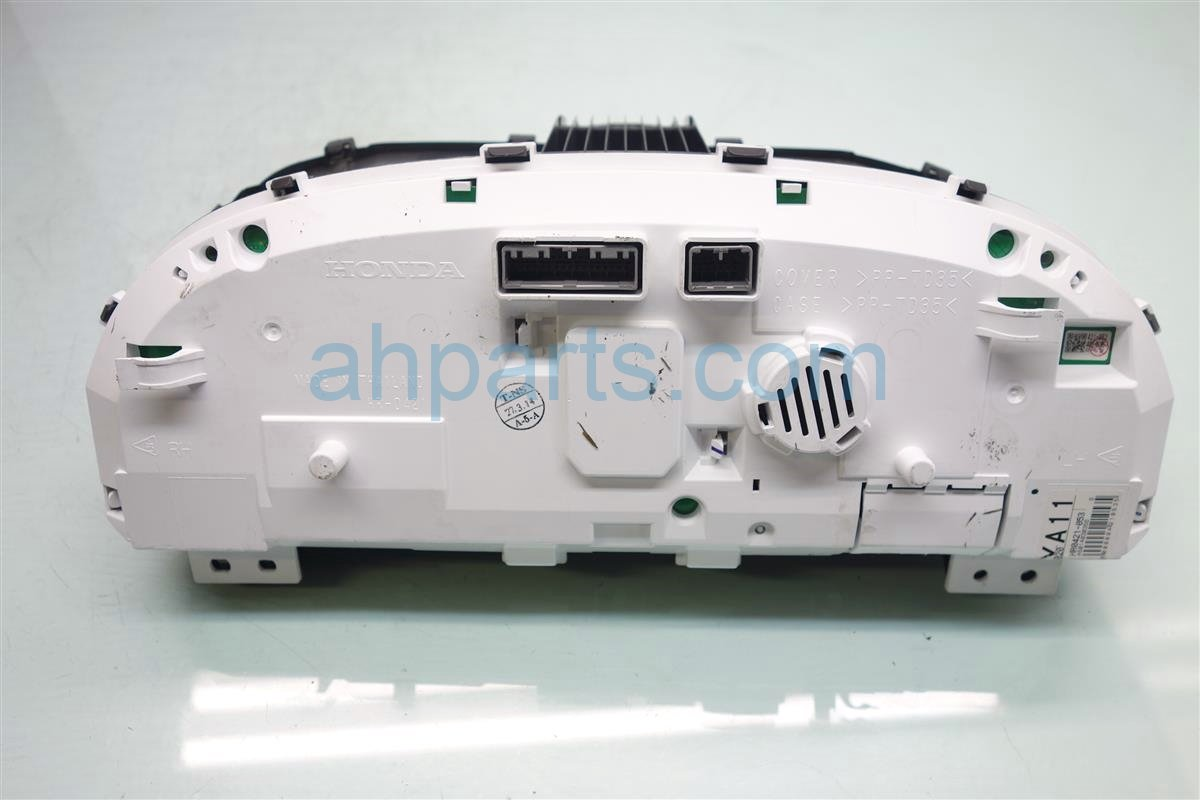2014 Honda Accord Gauge SPEEDOMETER INSTRUMENT CLUSTER 78100 T3V A02 78100T3VA02 Replacement