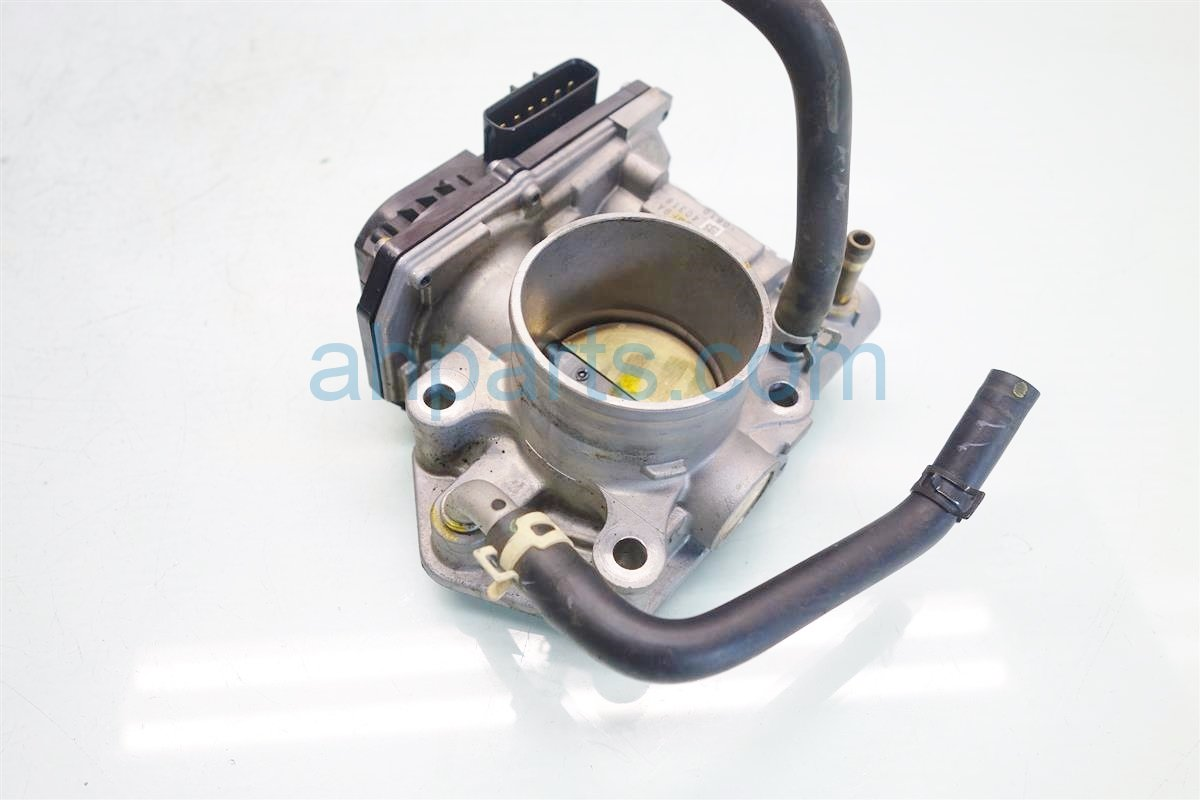 2014 Honda Accord AT THROTTLE BODY Replacement