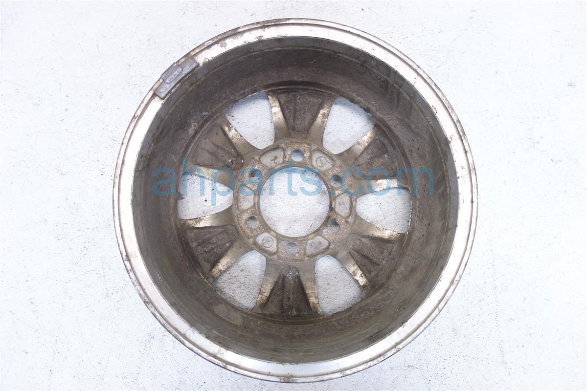 2010 Toyota 4 Runner Rear passenger WHEEL RIM 42611 35380 4261135380 Replacement