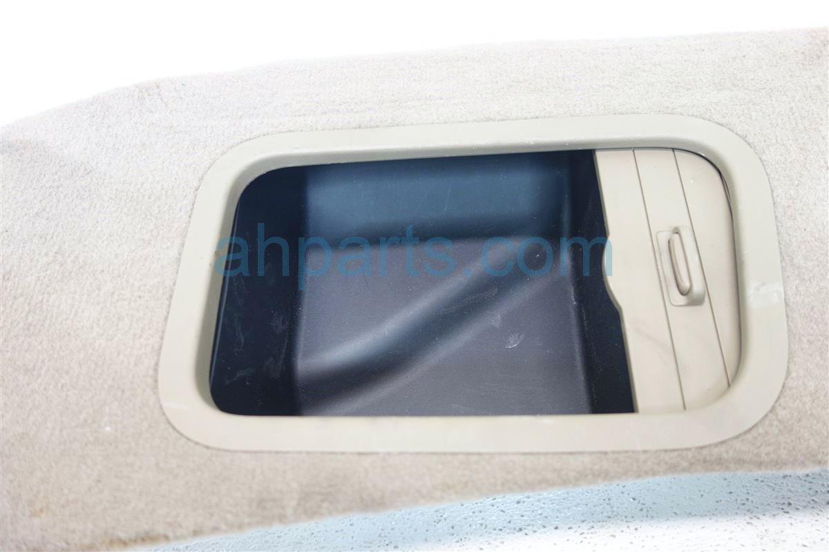 2010 Acura MDX CENTER CONSOLE SIDE POCKET TAN 83424 STX A01ZC 83424STXA01ZC Replacement