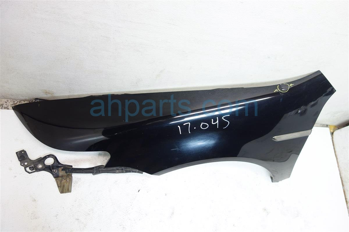 2005 Acura TL Front Driver FENDER BLACK Replacement