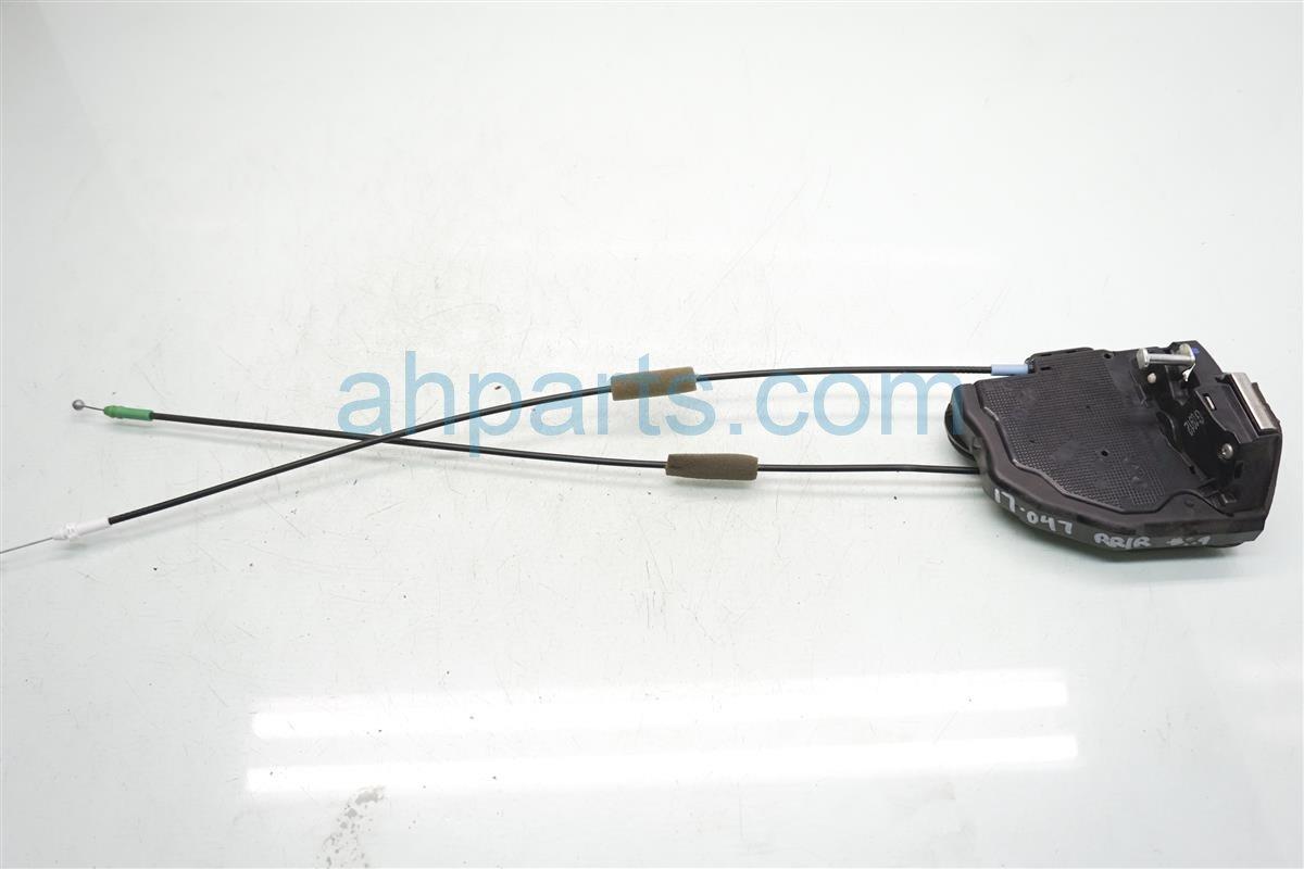 2012 Toyota Corolla Rear passenger DOOR LATCH ACTUATOR LOCK 69050 02210 6905002210 Replacement