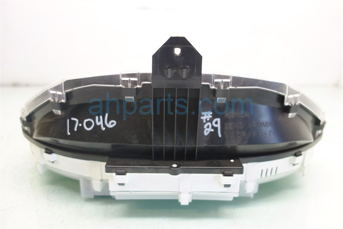 2012 Honda Accord Instrument Gauge SPEEDOMETER GUAGE CLUSTER Replacement