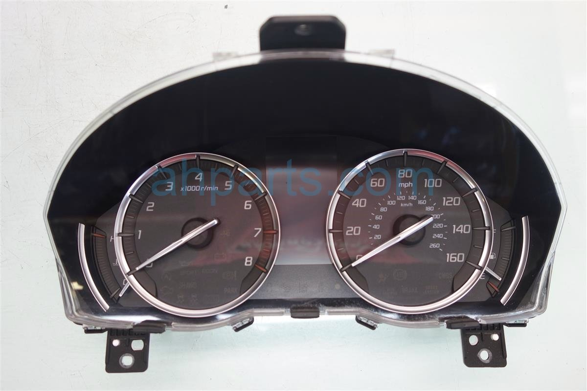 2015 Acura TLX Instrument Gauge SPEEDOMETER GUAGE CLUSTER 78100 TZ4 A14 78100TZ4A14 Replacement