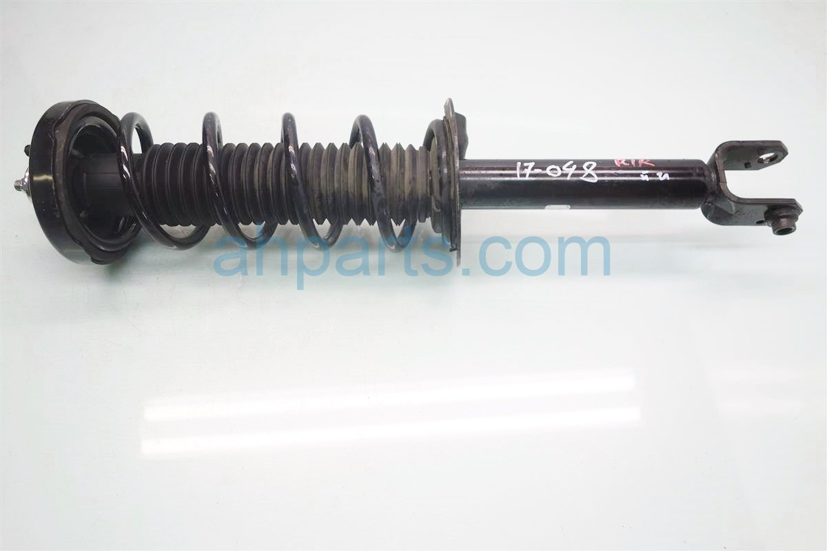 2015 Acura TLX Rear passenger STRUT SHOCK SPRING Replacement