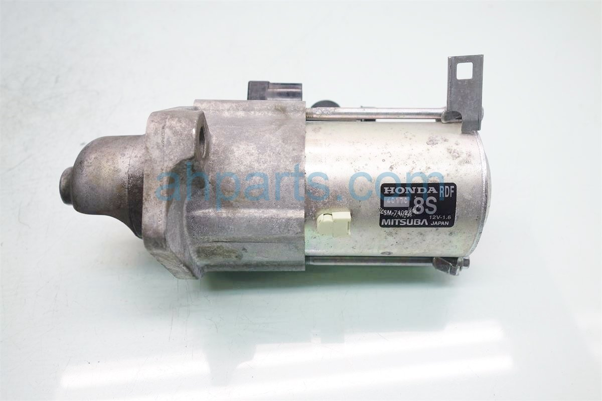2015 Acura TLX STARTER MOTOR 31200 RDF A01 31200RDFA01 Replacement