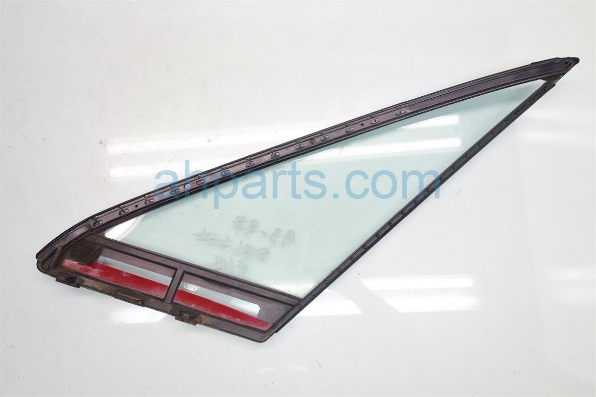 1995 Honda Del Sol Door windows Front passenger VENT GLASS Replacement