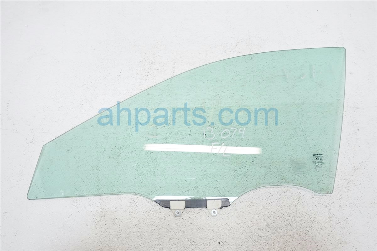 2006 Acura TL Window Front driver DOOR GLASS Replacement