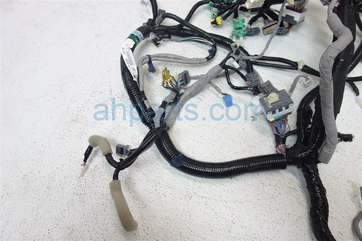2014 Honda Accord HYBRID PLUG INSTRUMENT DASH HARNESS 32117 T3V A00 32117T3VA00 Replacement