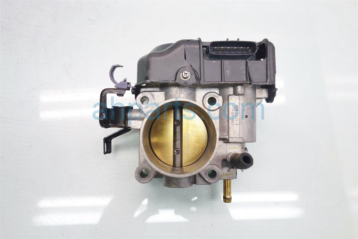 2015 Acura TLX 2 4L THROTTLE BODY Replacement