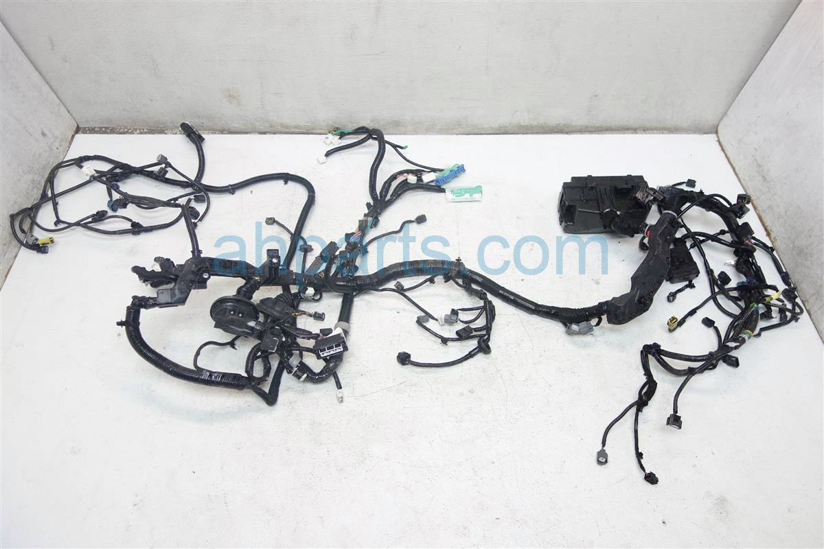 2014 Honda Accord HYBRID PLUG IN HEADLIGHT BAY HARNESS 32200 T3V A00 32200T3VA00 Replacement