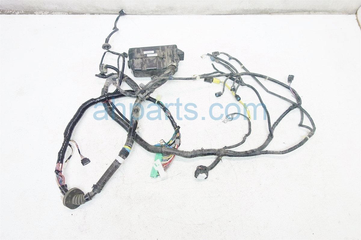 2012 Honda Accord DRIVER HEADLIGHT BAY HARNESS WIRE 32120 TA0 A80 HAS 32120TA0A80HAS Replacement