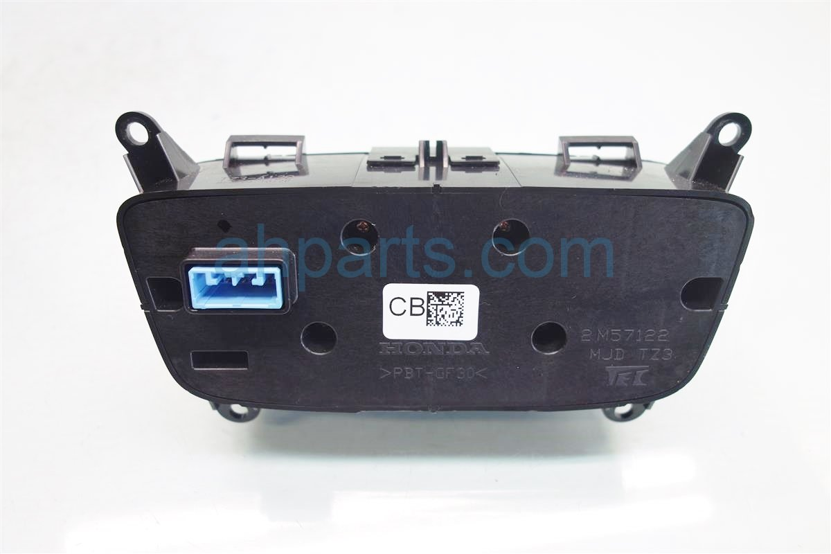 2015 Acura TLX NAVIGATION CONTROLS 39050 TZ3 A12 39050TZ3A12 Replacement