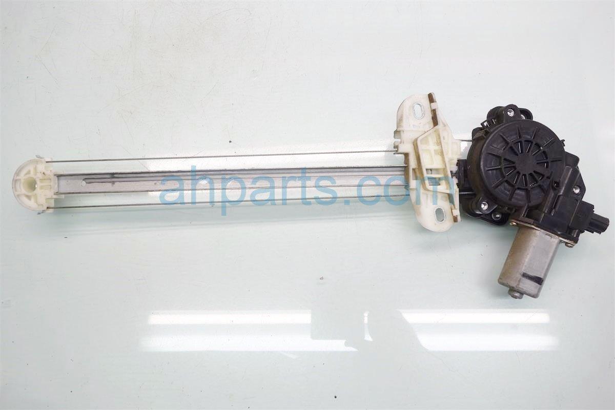 2012 Honda Civic Rear driver WINDOW REGULATOR Replacement