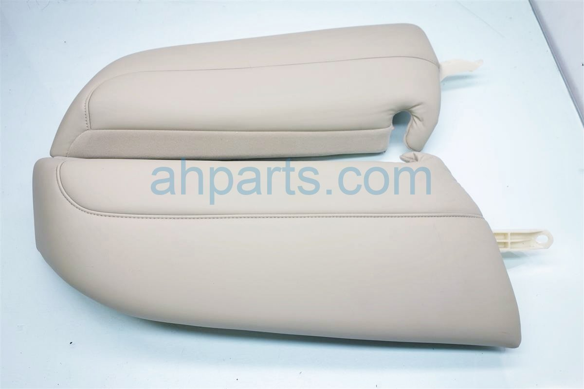 2015 Acura TLX Back 2nd row Driver Passenger REAR SEAT SHOULDER PANELS 82555 TZ3 A31ZB 82555TZ3A31ZB Replacement