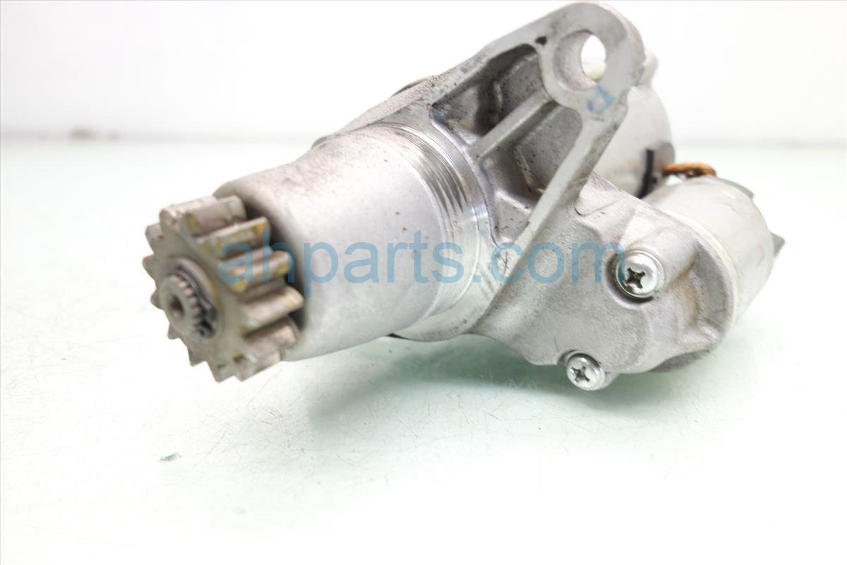 2015 Toyota Camry STARTER MOTOR Replacement