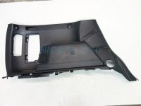 2010 Toyota 4 Runner Rear driver INTERIOR QUARTER TRIM PANEL 64740 35100 C0 6474035100C0 Replacement