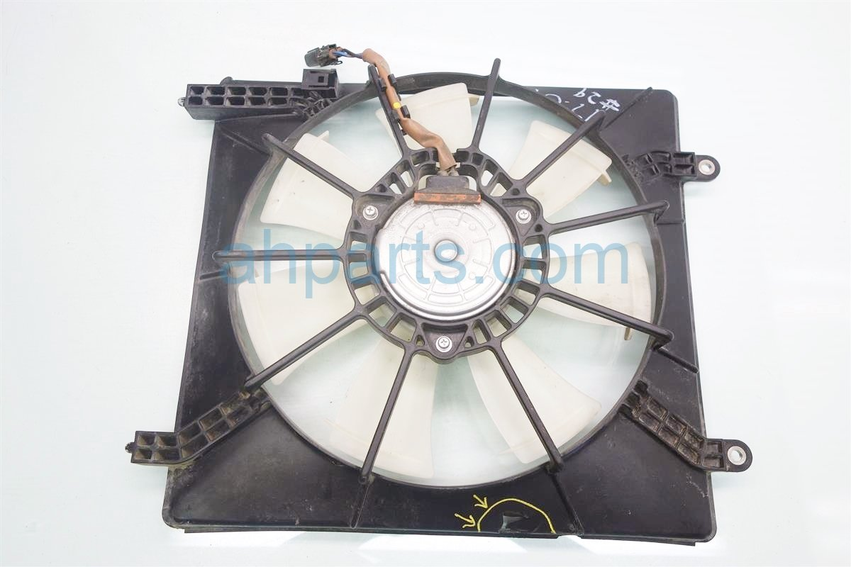 2012 Honda Accord Cooling A C FAN Replacement