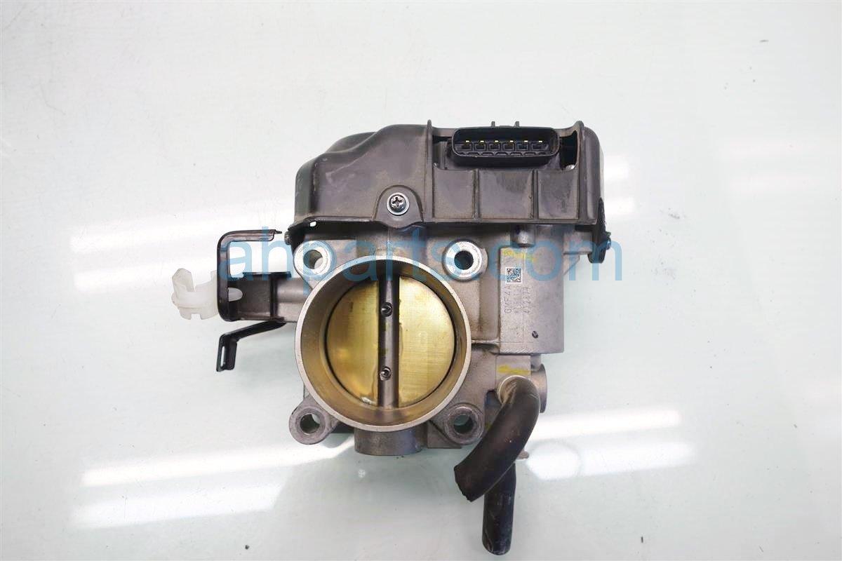 2016 Honda CR V THROTTLE BODY Replacement