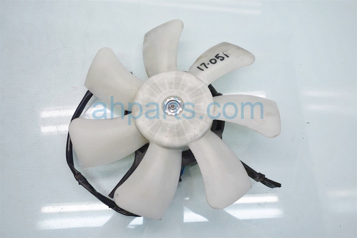 2016 Honda CR V Cooling AC CONDENSER FAN BROKEN SHROUD Replacement
