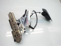 2010 Toyota 4 Runner Inside Interior door handle Rear passenger SEAT LOCK AND ADJUSTER Replacement
